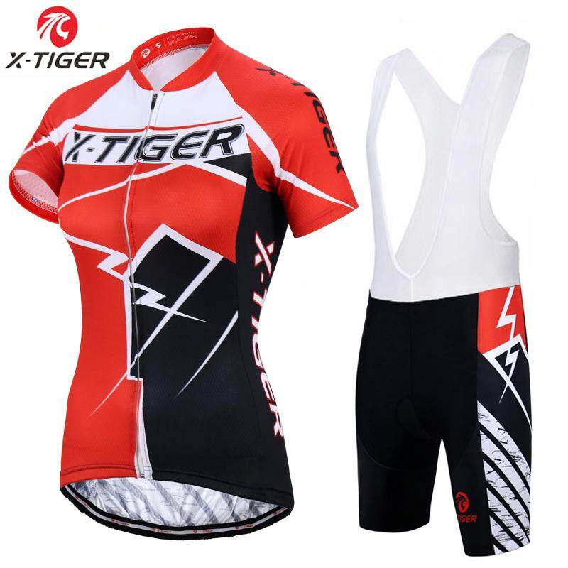 X-Tiger Caitlin Summer Breathable Women Mountian Bike Clothing Quick-Dry  Bicycle Clothes Ropa b269b19e9