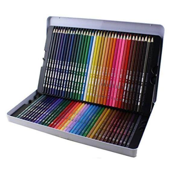 Bringsine Professional Colored Pencils For Kids Adult Coloring With Tin Case Non