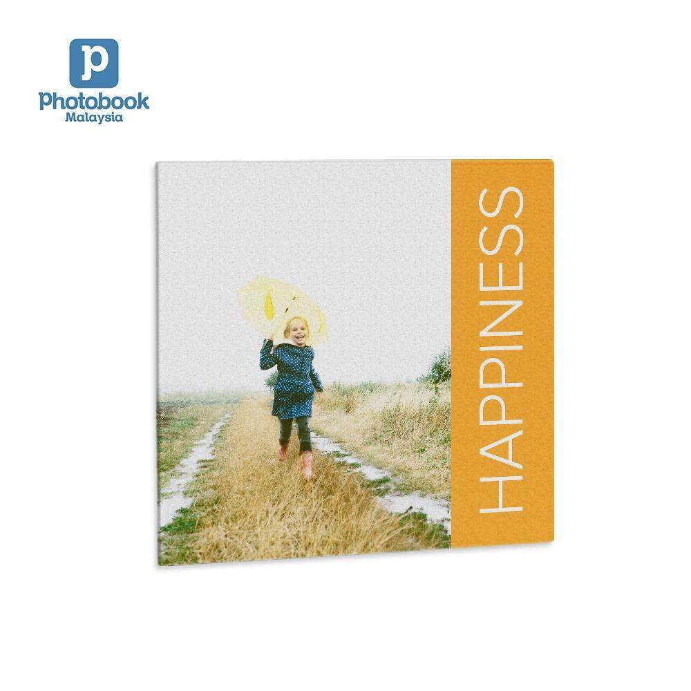 """[e-Voucher] Photobook Malaysia 12"""" x 12"""" Personalised Square Canvas Air"""