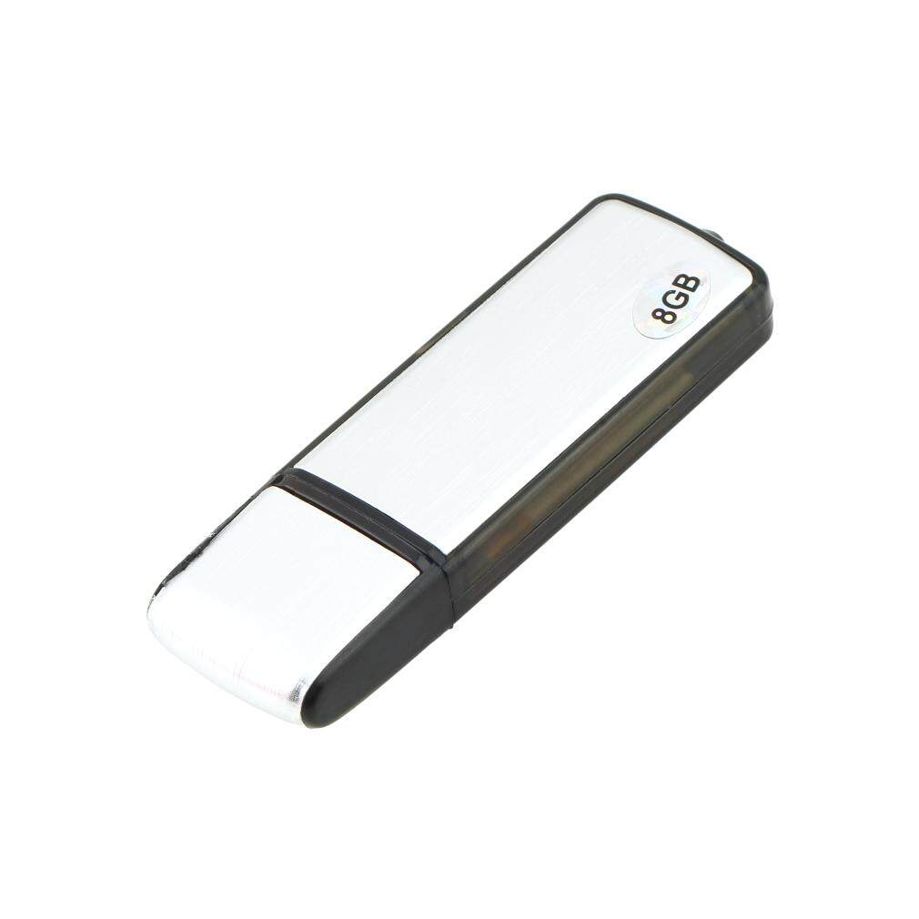 Hình ảnh Yika Mới 2in1 8 gb Âm Thanh Kỹ Thuật Số Máy Ghi Âm Bút Nhớ Flash USB Đĩa