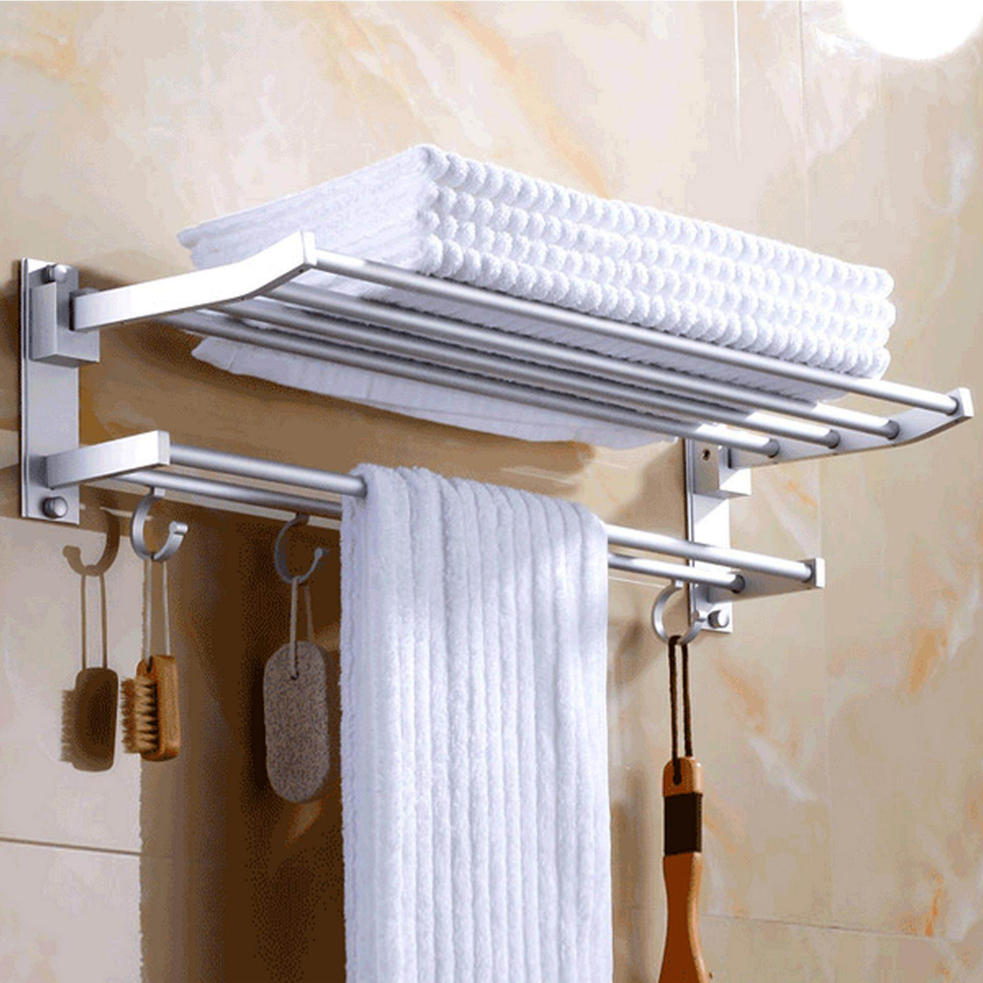 countertop bathroom steel design towel homy the rack holder in stand