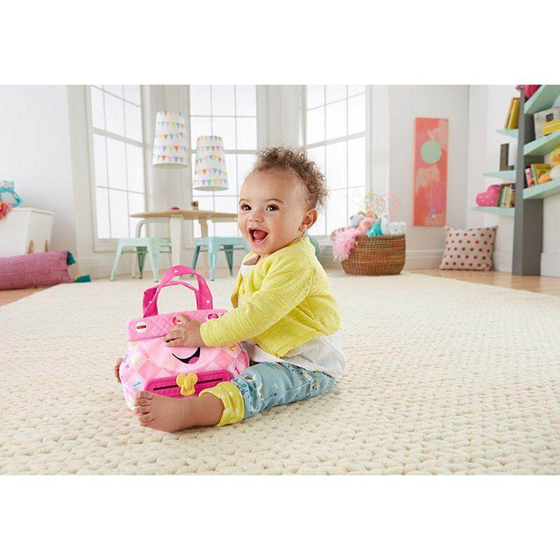[Fisher-Price] Laugh & Learn My Smart Purse baby toys