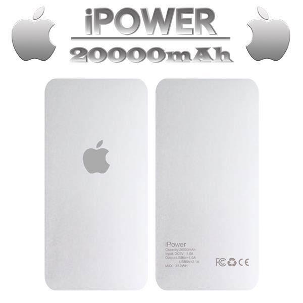 Original iPower 40000/20000Mah Power Bank for iPhone Powerbank, Samsung Powerbank Universal Powerbank