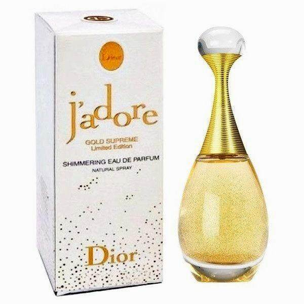 Jadore Gold Supreme Limited Edition EDP 50ML Premium High Quality Long Lasting Guarantee