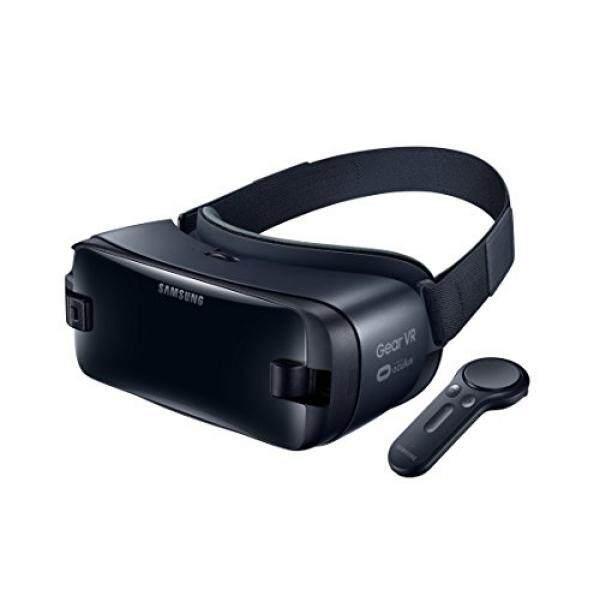 Samsung Perlengkapan VR W/Pengendali-Edisi Terbaru-SM-R325NZVAXAR-Internasional