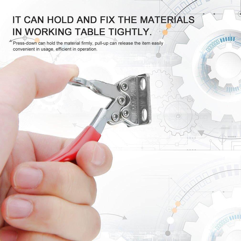Getek CNC Perlengkapan Cepat Clamp Baut Pengunci Pelat Mesin Ukir Pengikatan Pelat