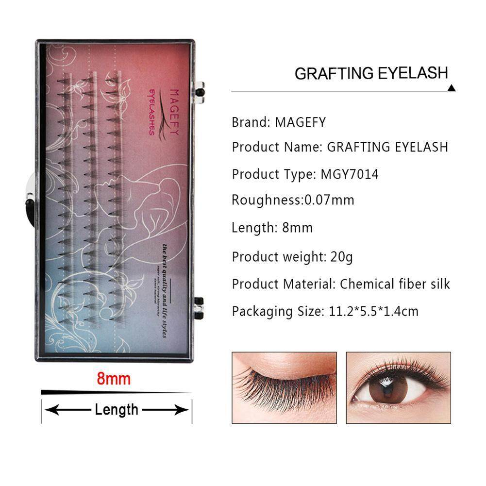 Natural Soft False Eyelash Extension Deluxe Lashes Volume Flase Fans Ardell Fashion 61710 117 Black Eyelashes Real Grafted Makeup Accessories