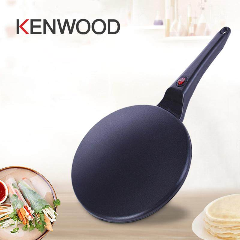 Ready Stock! High Quality Kenwood Crepe Maker Machine / Multifunction Crepe Maker Machine 20cm Non Stick Surface Home Living Kitchen Cookware Pan Pot : SUPERSTORE15