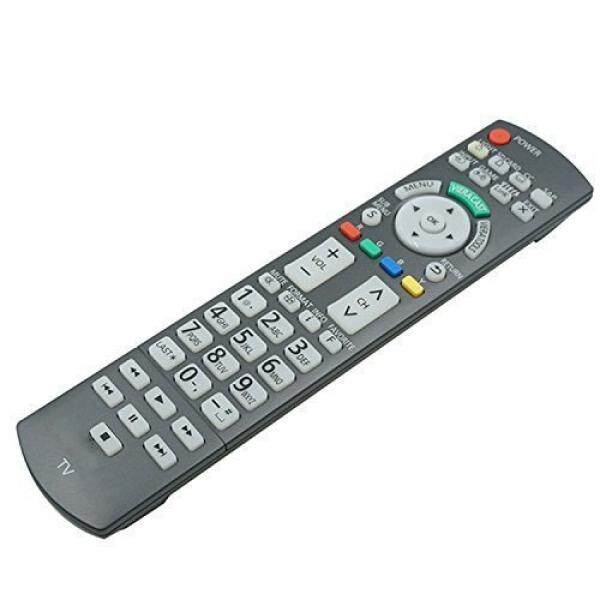 Baru OEM Penggantian Panasonic Plasma Televisi Jarak Jauh Pengendali N2QAYB000486 untuk TC-P50VT20 TC-P58VT25 TC-P42G25-Internasional