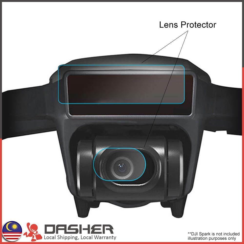 Features Integrated Gimbal Cap Lens Protector Rf Sensor Camera Case Cover All Dji Spark Screen For 3d Sensing Combo