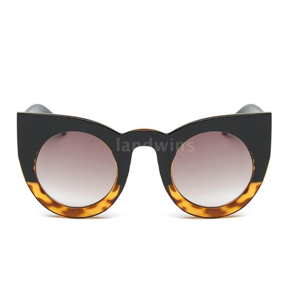 60069eabcb9 New Fashion Women Accessory Round Cat Eye Sunglasses High Quality  Euramerican Popular Frame Glasses - intl