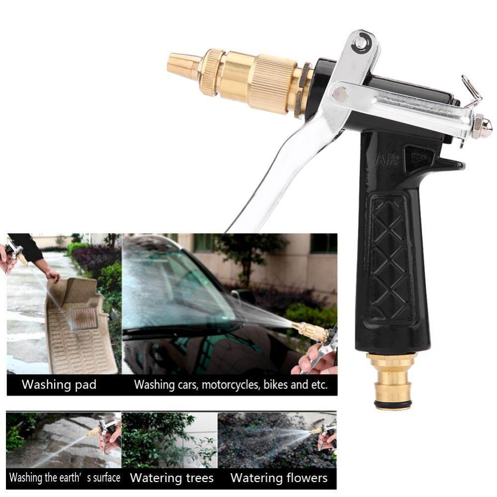 Justgogo High Pressure Car Washing Cleaning Garden Watering Water Sprayer - intl