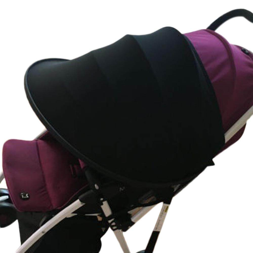 Ism Baby Carrier Infant Stroller Shading Newborn Stroller Shading Protective 2 Colors Sunshade Kids - Intl By Iseason Mall.