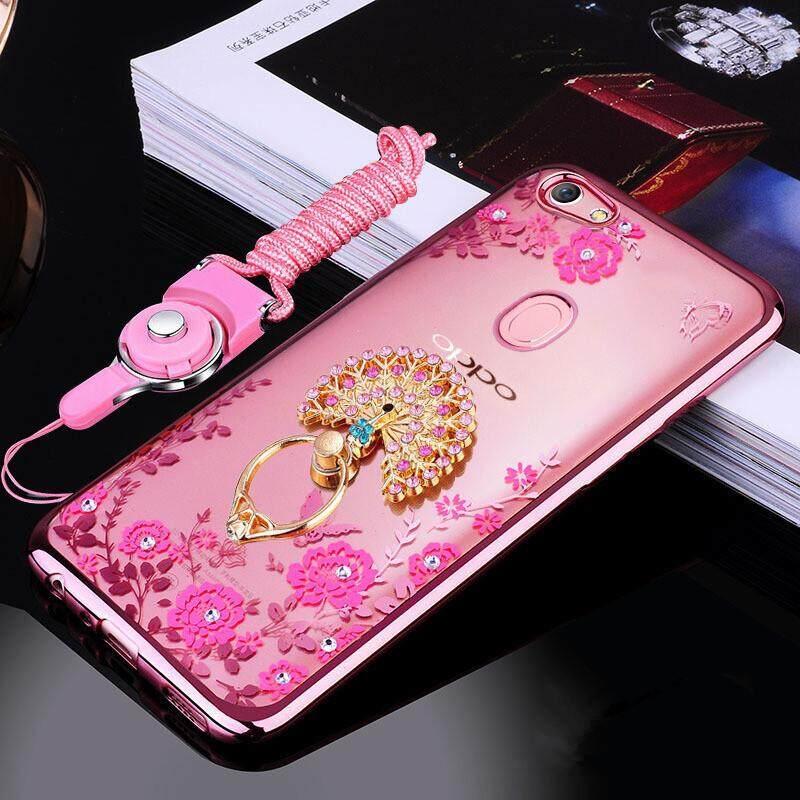 Lembut Selubung Ponsel Case Telepon Selular Sarung untuk OPPO F5 Remaja-Internasional