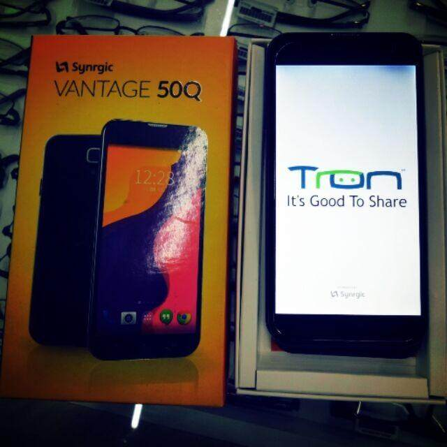 Synrgic Vantage 50Q - Affordable smartphone Cheapest andriod phone