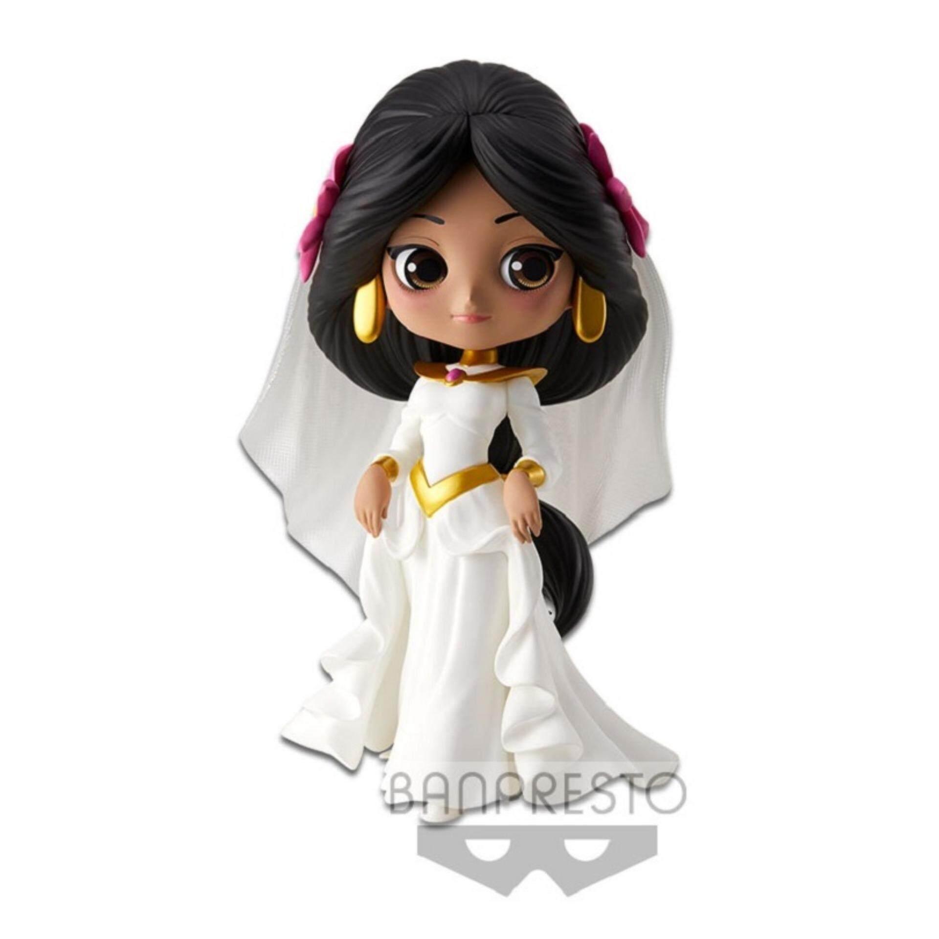Banpresto Q Posket Disney Princess Figure Normal Version - Jasmine Dreamy Style Toys for boys