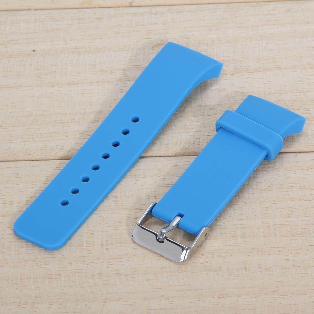 ... Silicone Watch Band Strap For Samsung Galaxy Gear S2 SM-R720(Sky Blue) ...