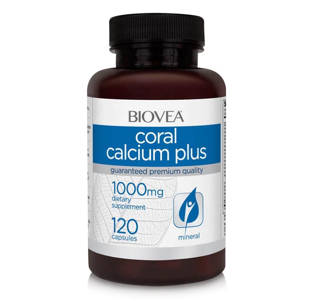 CORAL CALCIUM PLUS 1000mg 120 Capsules