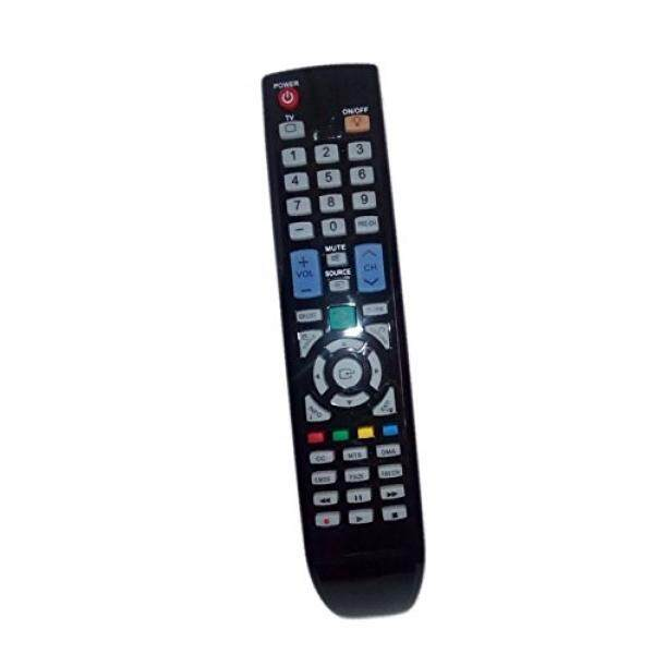 Replaced Remote Control Compatible for Samsung HL50A650 BN59-00695A PN63A760T1FXZA LN37A530P1FXZA LN32B550K1FUZA LN52A630M1FXZA TV - intl