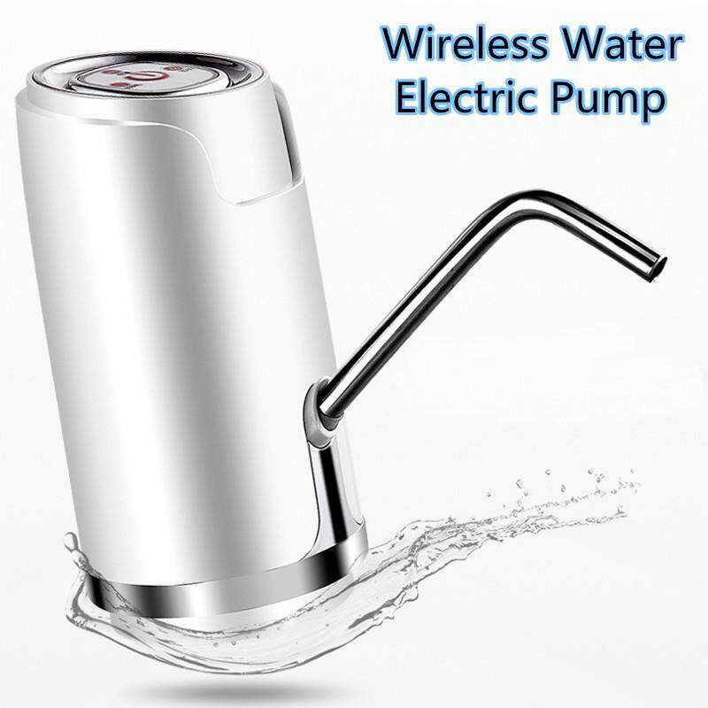 Where To Buy Wireless Water Electric Pump Dispenser Drinking Bottle Switch For Home Office Intl