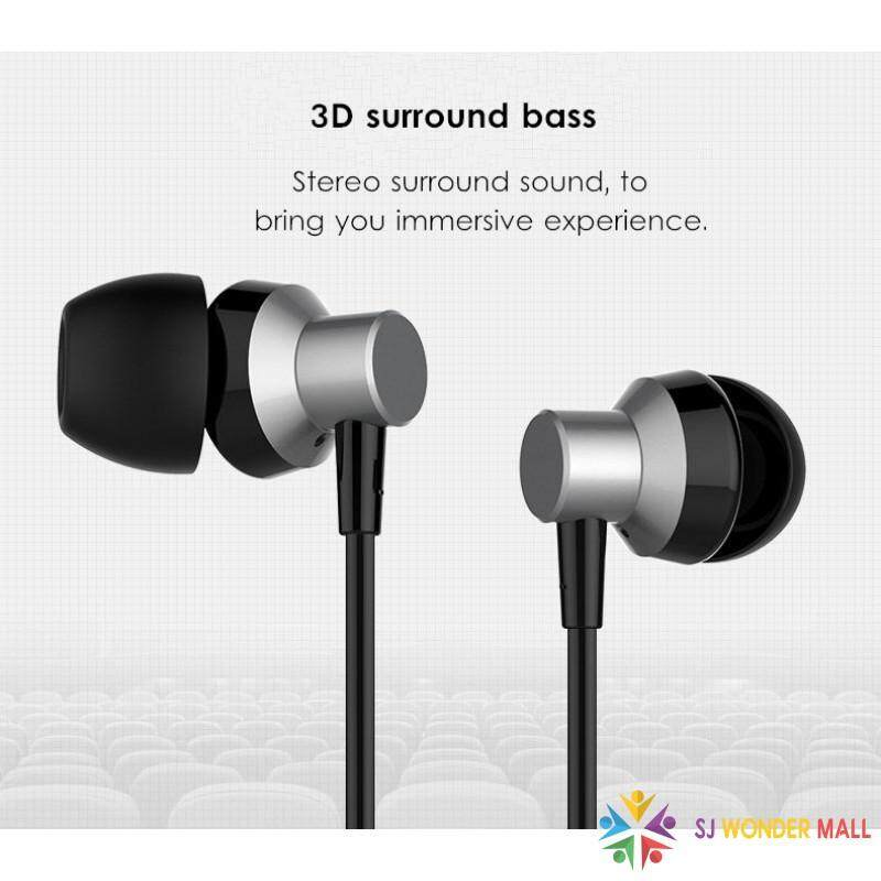 Specifications of Remax HD Sound In Ear Earphone Stereo Headset Headphone Hands-free RM-