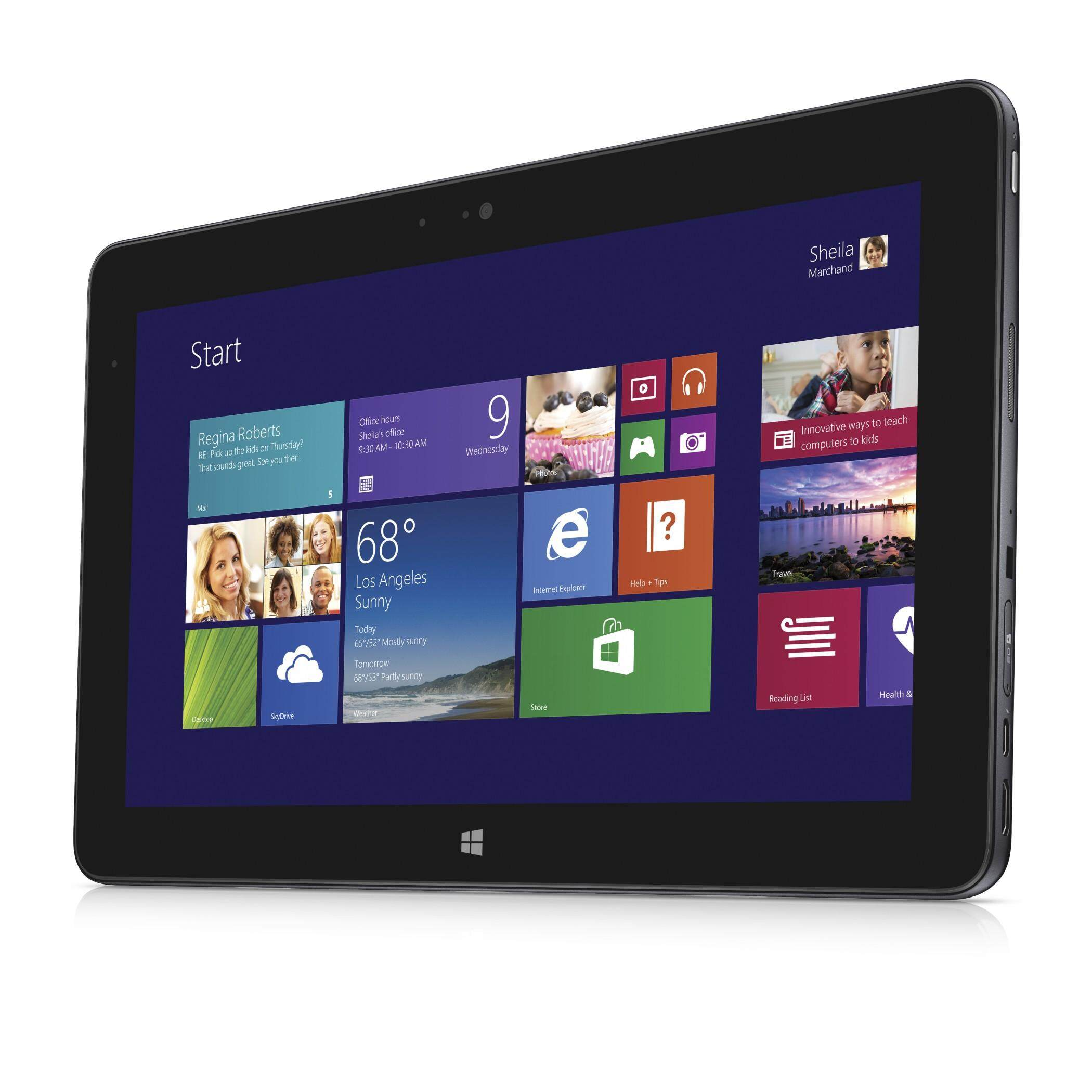 (Refurbished) Dell Venue 10 Pro 5055 Tablet Intel Atom Processor Z3735F (2M Cache, up to 1.83 GHz) Malaysia