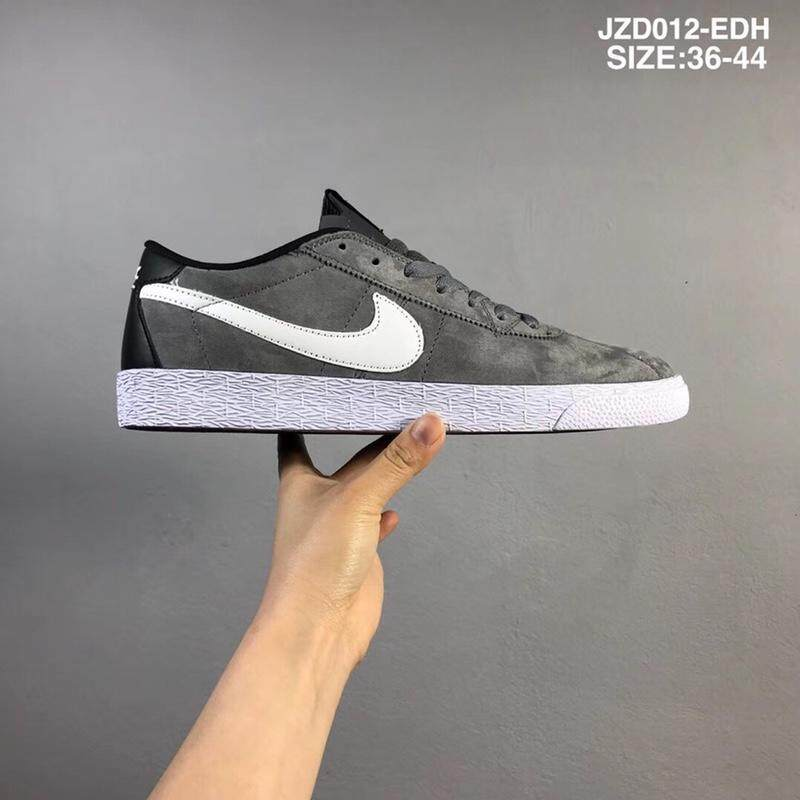 Nike Asli Baru Pria & Mode untuk Wanita Sepatu Lari AIR Non-Slip
