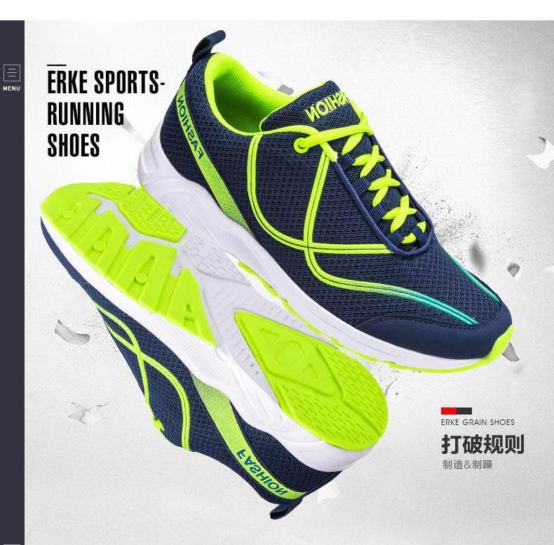 Detail Gambar Modis Pria Sneakers Musim Panas Menjalankan Sepatu untuk Pria Bersih Sepatu Bernapas dan Deodoran Ringan Olahraga Outdoors ...