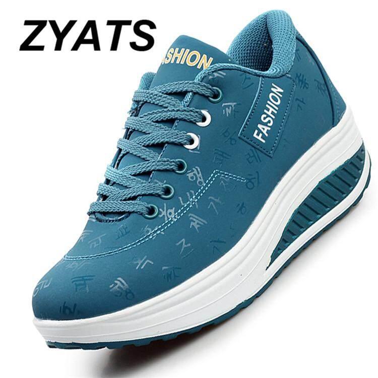Zyats รองเท้าผ้าใบกีฬา สวมใส่สบาย ระบายอากาศได้ดี By Zyats.