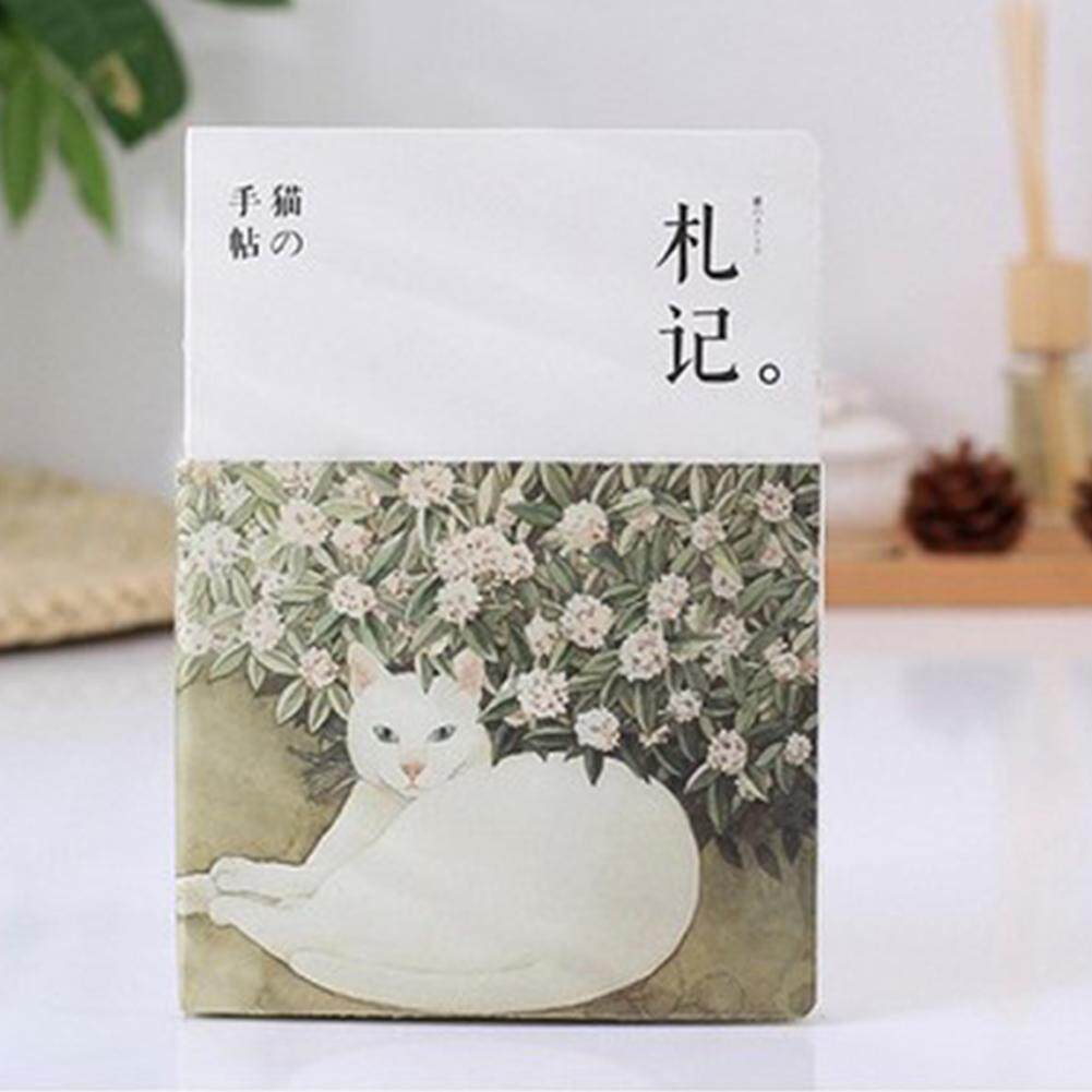 Dsstyles Portabel Lucu Kartun Animal Pola Buku Catatan Diary Perjalanan Journal Buku Gaya: Catatan-