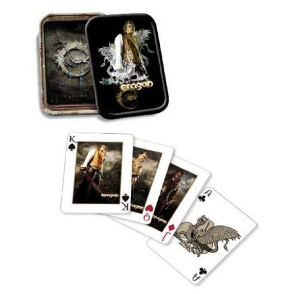 Eragon Bermain Cards-Internasional