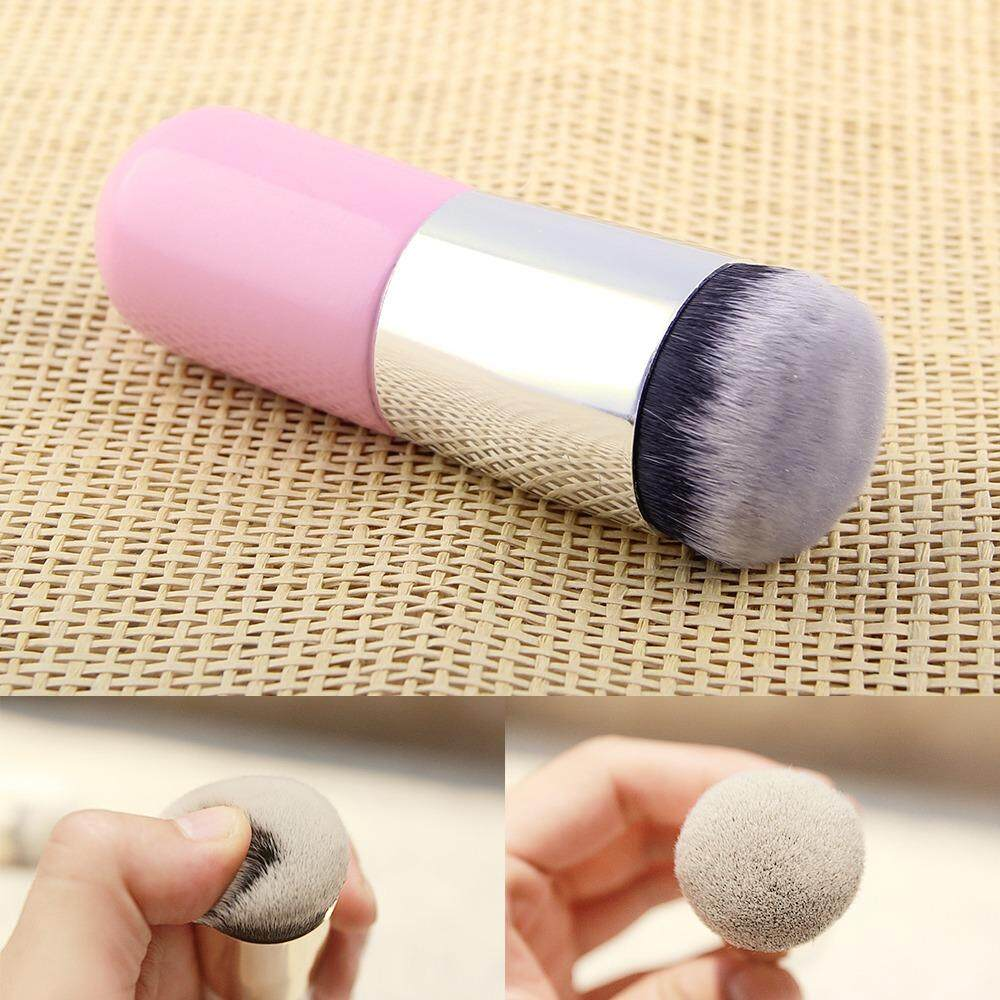 Chubby Pier Foundation Full Coverage Brush Cream Cosmetic Makeup Brushes - intl