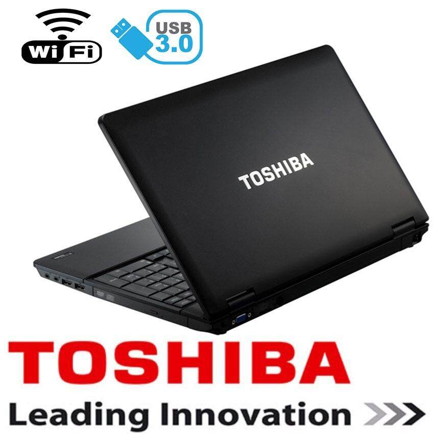 ( Refurbished ) Toshiba Satellite intel core i3 2328m USB 3.0 laptop notebook Malaysia