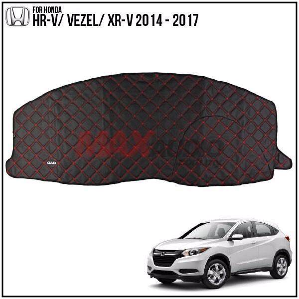 HONDA HRV HR-V/ VEZEL/ XRV 2014 - 2017 DAD GARSON VIP Custom Made Non Slip Dashboard Cover Mat