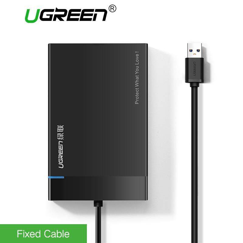 UGREEN External HDD SATA Case, USB 3.0 Enclosure for 2.5