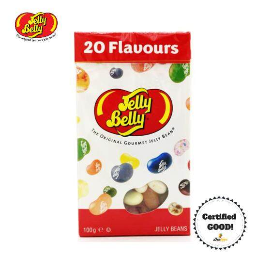 Jelly Belly 20 Flavours Jelly Beans Box 100g