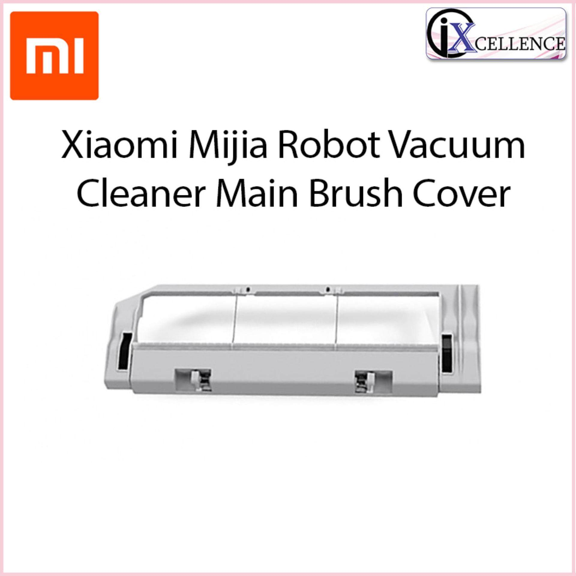 [IX] Xiaomi Mijia Robot Vacuum Cleaner Main Brush Cover (Grey)