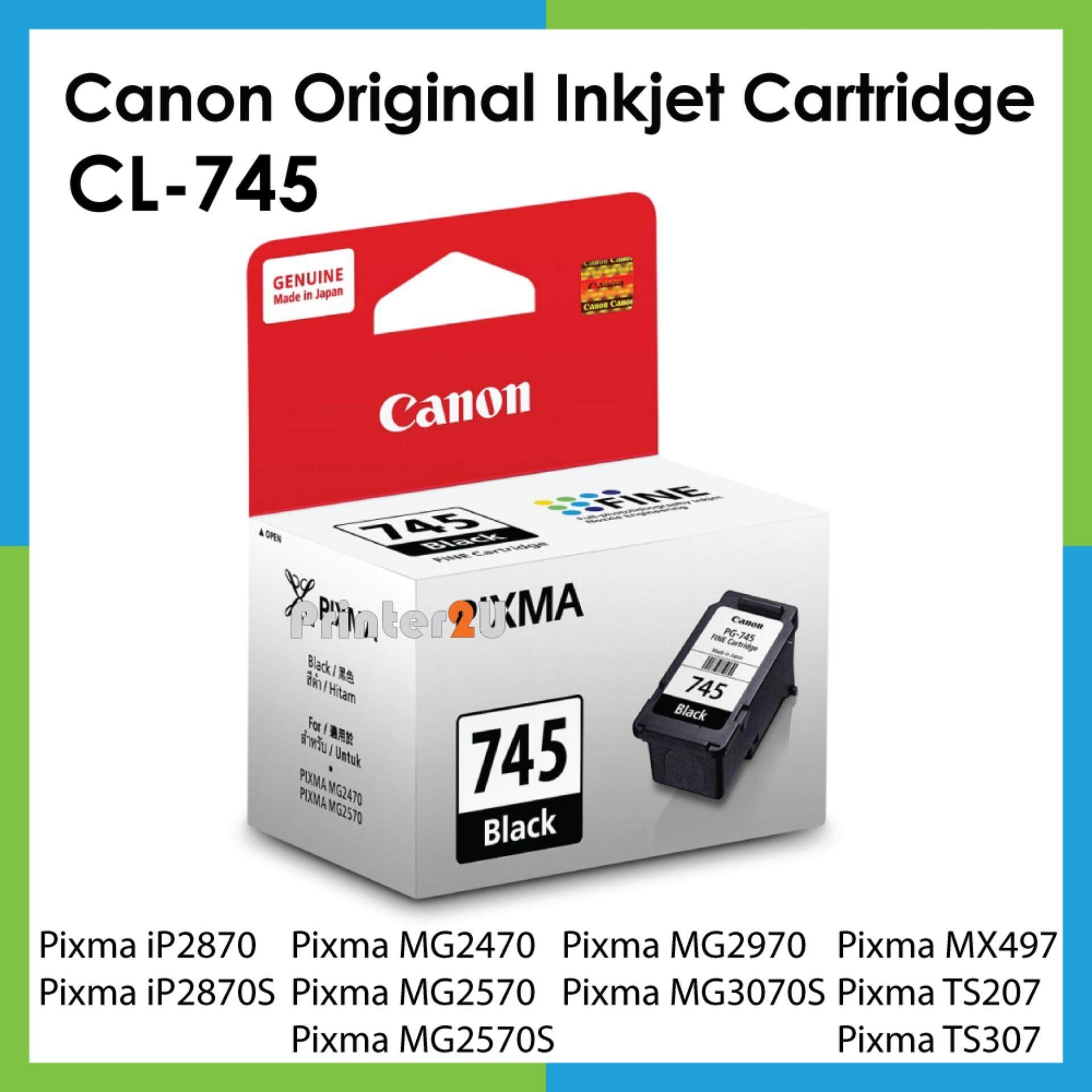 Sell Canon Pixma Ts207 Cheapest Best Quality My Store Cl 57 Original Cartridge Myr 69