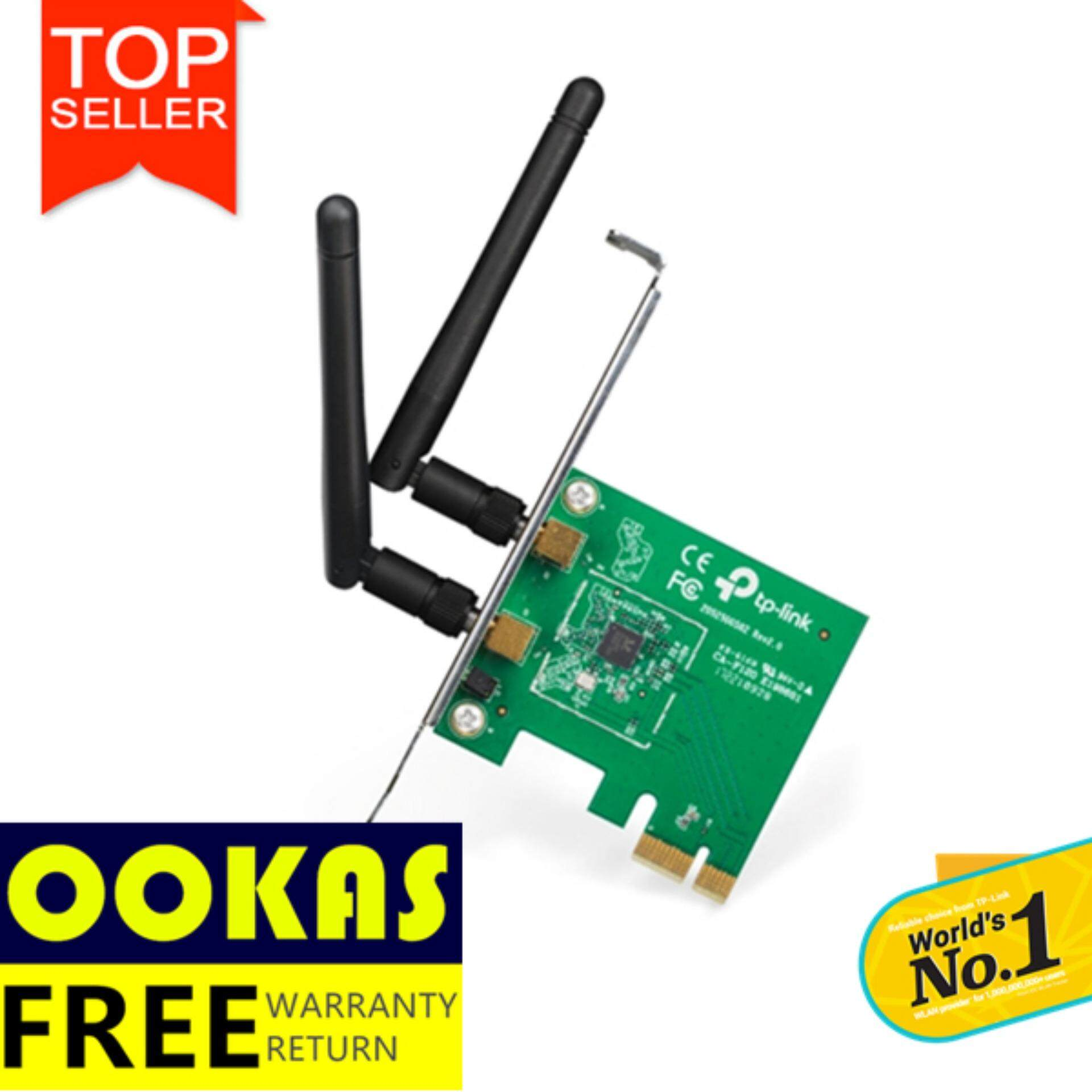 Features Tp Link Tl Wn881nd 300mbps Wireless N Pci Express Adapter Usb Wn821n Wifi E