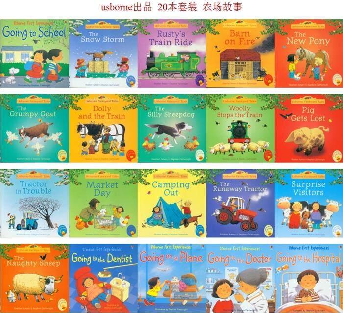 Buy Children Books English Story Lazada Sg