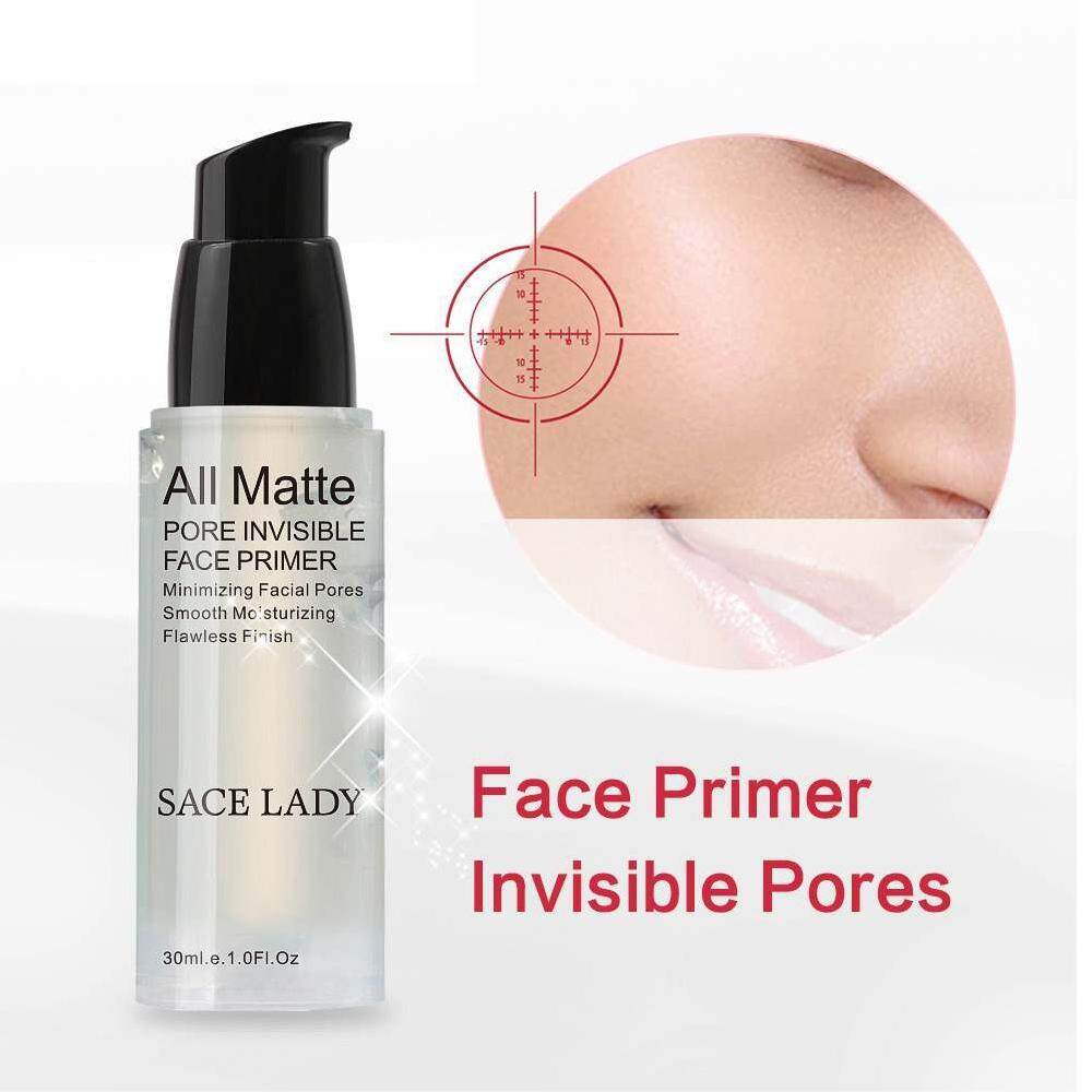 【Dongxi】2018 New Limited time special promotions 30 ML Face Base Primer Makeup Liquid Smooth Fine Lines Oil-control Brighten Nake Foundation Facial Cream Cosmetic - intl Philippines