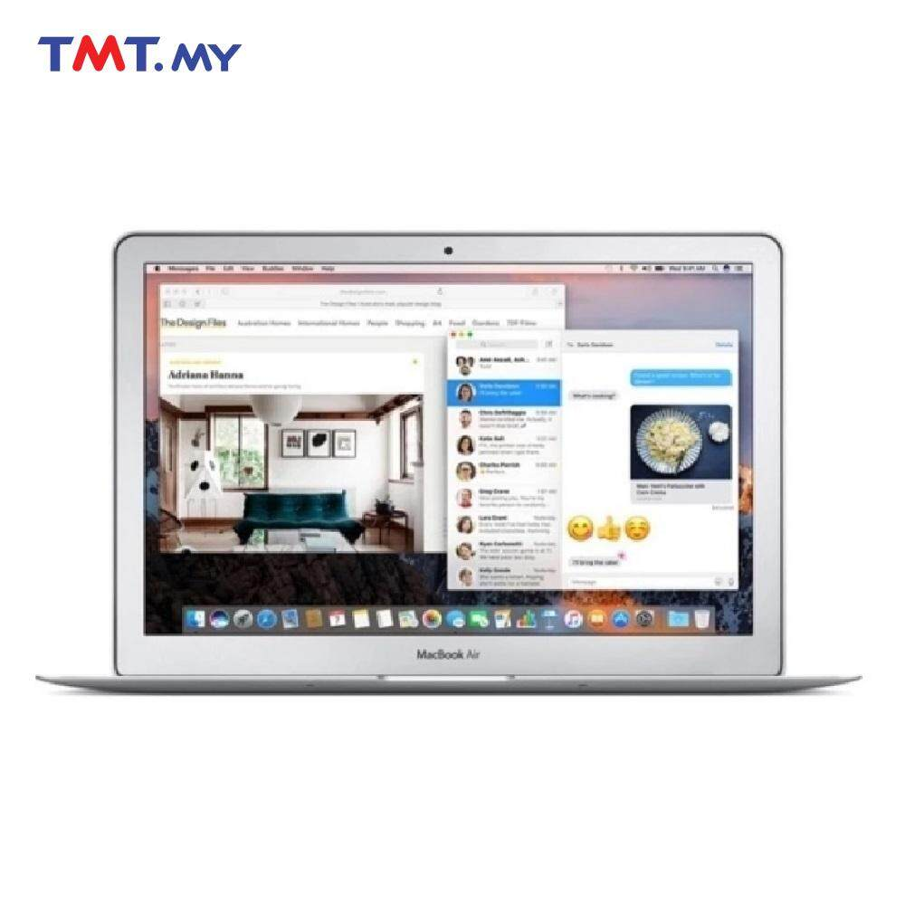 Apple MacBook Air 13.3 MQD32ZP/A | Intel Core i5 | 8GB | 128GB Malaysia