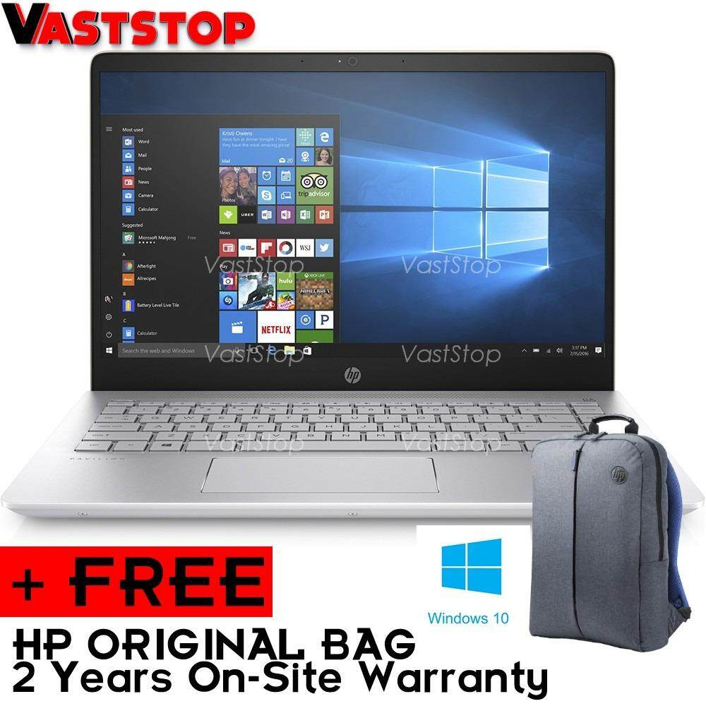 HP PAVILION NOTEBOOK 14-bf102TX ( i5-8250u,4GB,1TB,940MX,NO ODD,14,FHD,2 YEARS ONSITE) FREE BACKPACK Malaysia