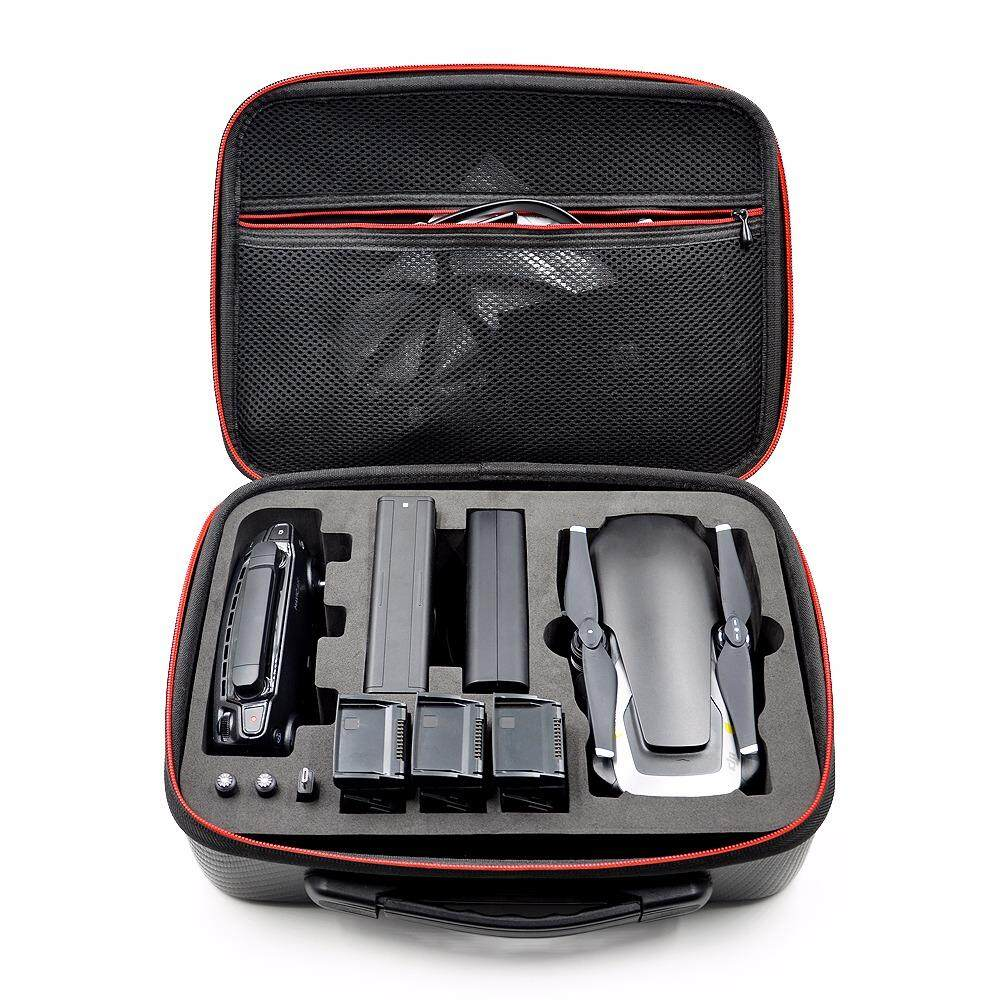 Review Handheld Storage Bag Portable Suitcase Carrying Case Shoulder Handbag For Dji Mavic Air Intl China