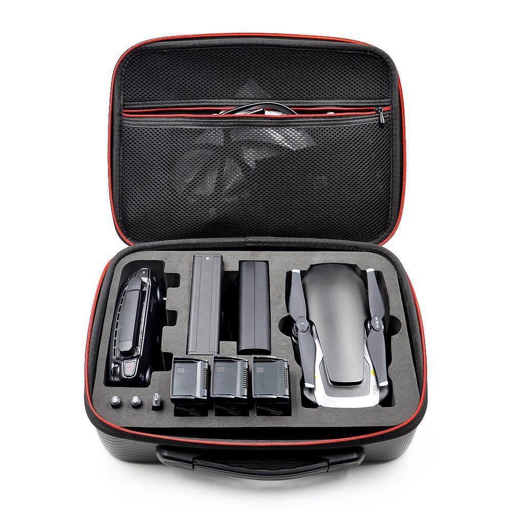 Handheld Storage Bag Portable Suitcase Carrying Case Shoulder Handbag For Dji Mavic Air Intl Review