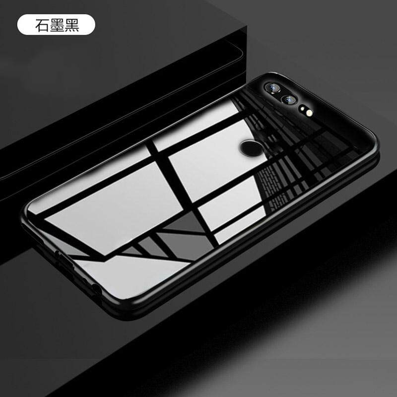 ... For Huawei honor 9 Lite Glass Case HD Clear Full Body Back Tempered Cover Tempered Glass ...