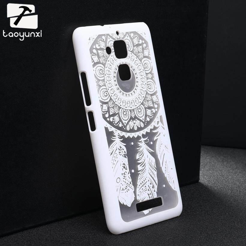Taoyunxi Dreamcatcher Ponsel Sarung Untuk Asus Zenfone 3 Max ZC520TL X008D Zenfone3 Max Asus Zenfone Peg ASUS 3 Zenfone Horse 3X008 Peg ASUS 3 5.2 Inch Telepon Plastik Keras Kembali Penutup Case Shockproof Pelindung Shell Cover