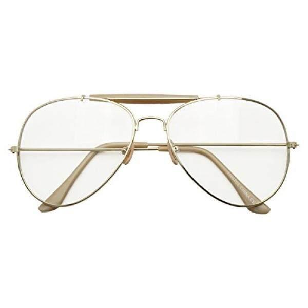 Photochromic Adaptif Bening Lensa Kacamata Penerbang W/Matahari Senor Transisi Ringan Tinted Sunglasses-Internasional