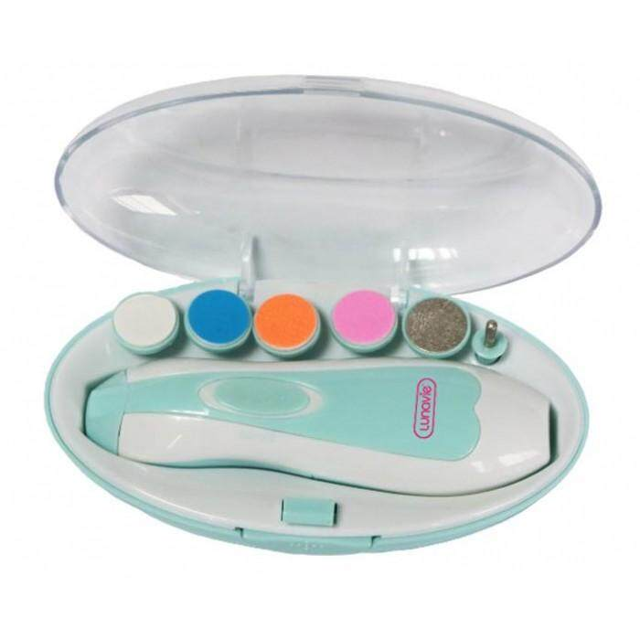 LUNAVIE BABY ELECTRIC NAIL TRIMMER