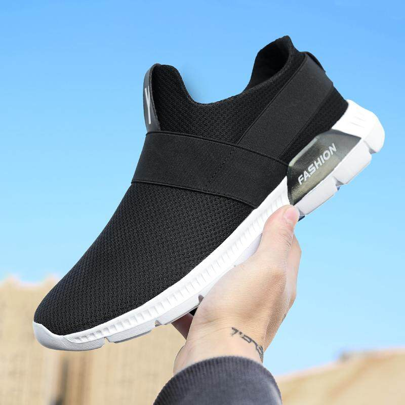Coupon Cc Plus Size 39 46 Men S Fashion Sneakers Casual Sport Shoes Breathable Running Shoes